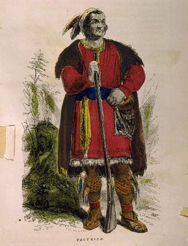 PATRON + Amazing story about Tecumseh's visit to South