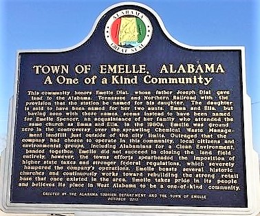 PATRON – People in the small towns of Shorts and Emelle, Sumter County, Alabama were busy in 1923