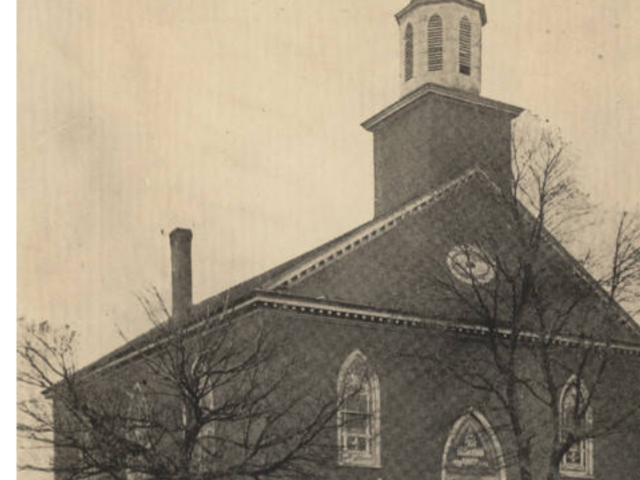 PATRON + Tuscumbia, Alabama – No female principals allowed -200 years PART III